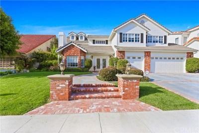 Orange Single Family Home For Sale: 3801 E Woodbine Road