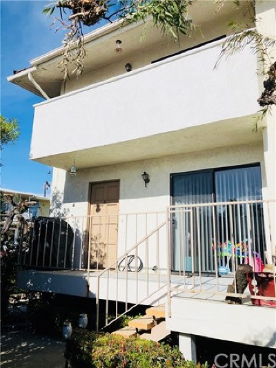 San Clemente Condo/Townhouse For Sale: 321 Acebo Lane #8
