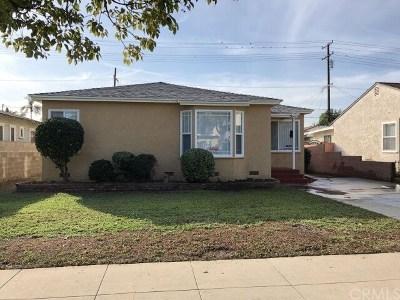 Anaheim Single Family Home For Sale: 741 N Sabina Street
