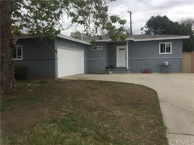 Garden Grove Single Family Home For Sale: 13432 Lilly Street