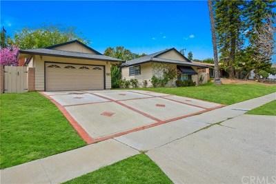 Fullerton Single Family Home For Sale: 2455 Cambridge Avenue