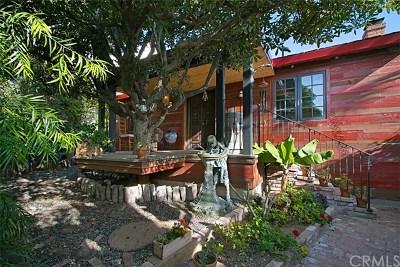 Laguna Beach Single Family Home For Sale: 239 Chiquita Street
