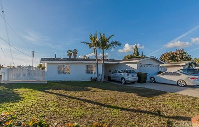 Westminster Single Family Home For Sale: 13471 Goldenwest Street