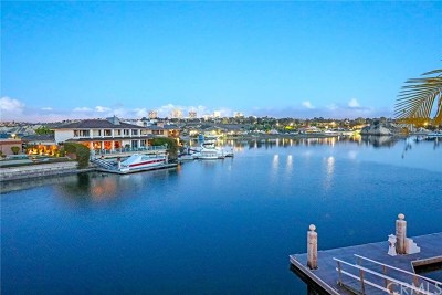 Newport Beach, Corona Del Mar, Newport Coast Single Family Home For Sale: 300 Morning Star Lane