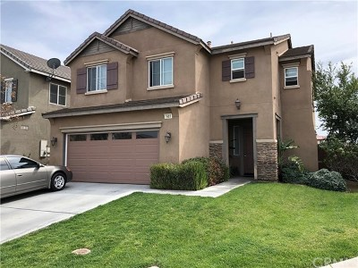 Perris Multi Family Home For Sale: 1603 Dennison Drive
