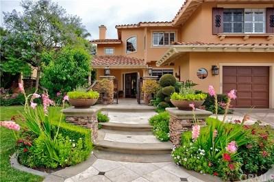 Single Family Home For Sale: 31261 Via Fajita