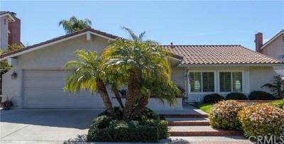 Mission Viejo Single Family Home Active Under Contract: 23532 Via Chiripa