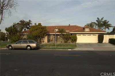 Newport Beach Single Family Home For Sale: 1712 Highland Drive