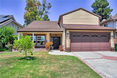 Irvine Single Family Home For Sale: 33 Westport