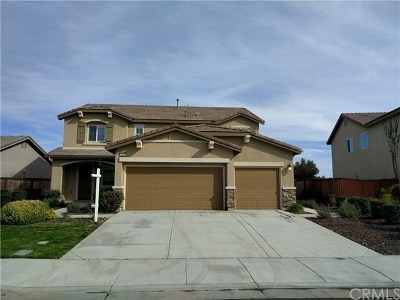 Wildomar Single Family Home For Sale: 32510 Falling Leaf Court