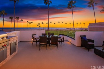 Newport Beach CA Single Family Home For Sale: $5,890,000