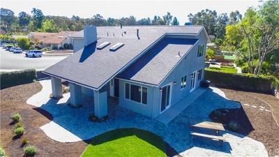 Mission Viejo Single Family Home For Sale: 27625 Durazno