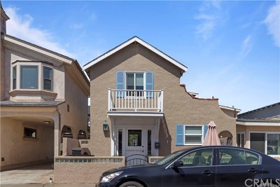 Newport Beach, Newport Coast, Corona Del Mar Multi Family Home For Sale: 119 39th Street