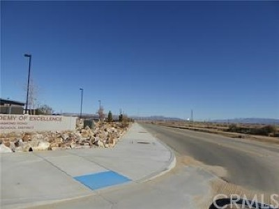 Victorville Residential Lots & Land For Sale: Cactus