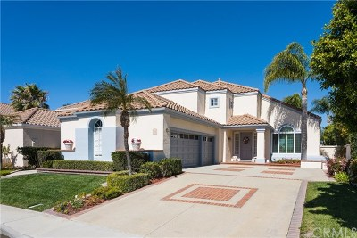 Rancho Santa Margarita Single Family Home For Sale: 23 Muirfield