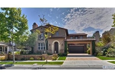 Ladera Ranch Single Family Home For Sale: 4 Basilica Place