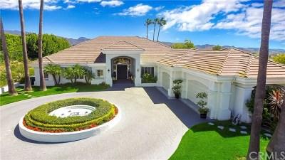 Coto de Caza Single Family Home For Sale: 23816 Via Roble