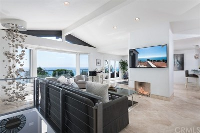 Laguna Beach Single Family Home For Sale: 31371 Monterey Street