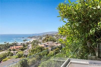 Laguna Beach Single Family Home For Sale: 31345 Holly Drive