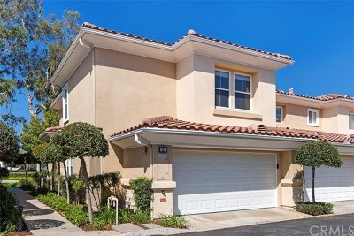Rancho Santa Margarita Condo/Townhouse For Sale: 117 Via Vicini