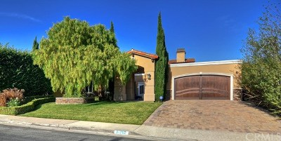 Laguna Niguel Single Family Home For Sale: 31762 Isle Royal Drive