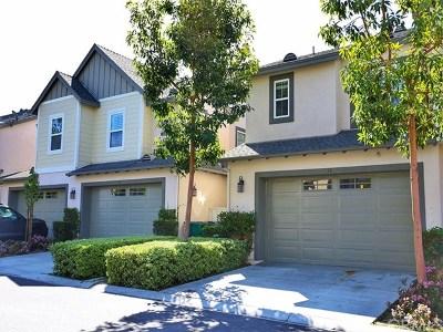 Ladera Ranch Condo/Townhouse For Sale: 14 Passaflora Lane