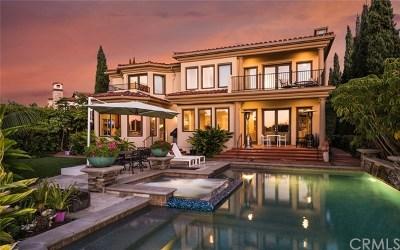 Newport Coast Single Family Home For Sale: 11 Shoreline