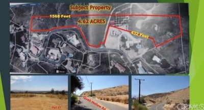 Residential Lots & Land For Sale: Quail Hollow Road