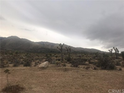 Lucerne Valley Residential Lots & Land For Sale: Grandview