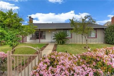 Huntington Beach Single Family Home For Sale: 17311 Newland Street