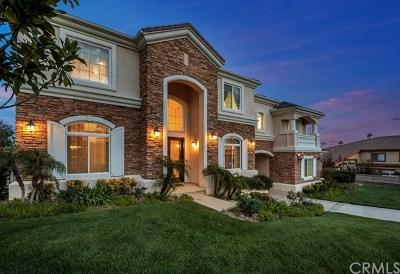 Rancho Cucamonga CA Single Family Home For Sale: $2,295,000