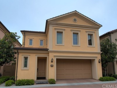 Irvine Condo/Townhouse For Sale: 33 Lupari