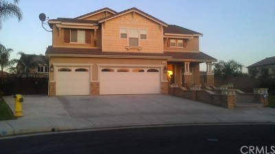 Eastvale Single Family Home For Sale: 12275 Cornwallis Court