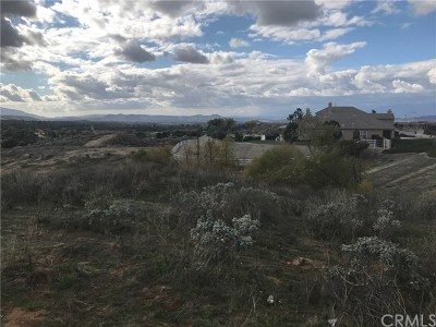 Riverside Residential Lots & Land For Sale: Horizon View