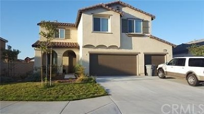 Perris Single Family Home For Sale: 859 Corisante Court