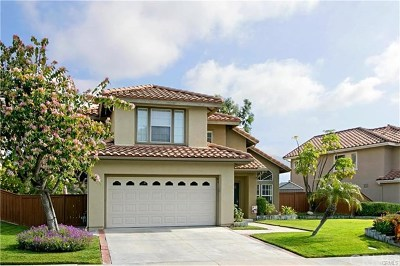 Rancho Santa Margarita Single Family Home For Sale: 43 Las Castanetas