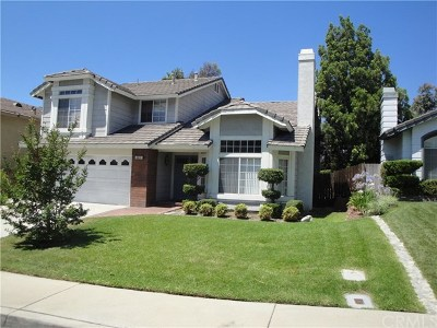 Rancho Cucamonga Single Family Home For Sale: 6628 Vanderbilt Place