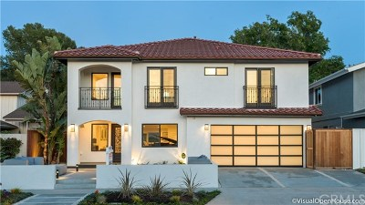 Irvine Single Family Home For Sale: 20 Mann Street