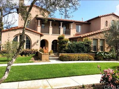 Newport Coast Condo/Townhouse For Sale: 49 Mandria