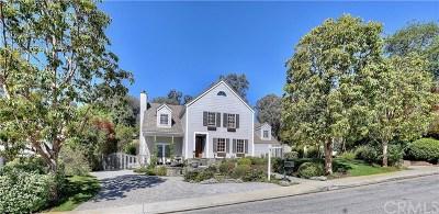 Single Family Home For Sale: 30031 Hillside