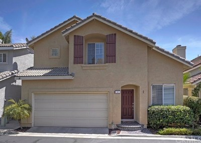 Aliso Viejo Condo/Townhouse For Sale: 4 Haley Court #29