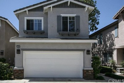 Aliso Viejo Condo/Townhouse For Sale: 224 Woodcrest Lane