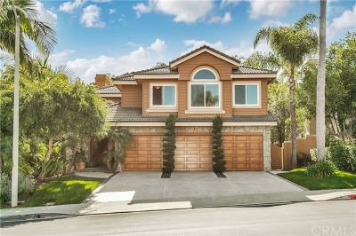 Laguna Niguel Single Family Home For Sale: 16 Larkfield Lane