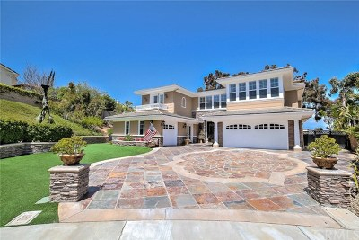 Dana Point Single Family Home For Sale: 16 Lapis Avenue
