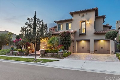 Irvine Single Family Home For Sale: 27 Momento