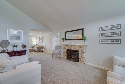 Rancho Santa Margarita Single Family Home For Sale: 31881 Pleasant Glen Road
