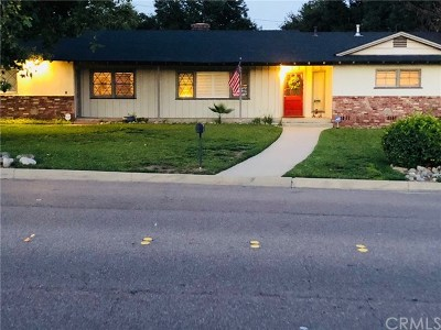 Glendora Single Family Home Active Under Contract: 216 N Valley Center Avenue