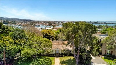 Newport Beach Single Family Home For Sale: 225 Kings Place