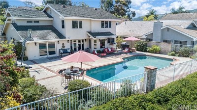 Laguna Niguel Single Family Home For Sale: 23861 Pebble Beach Place