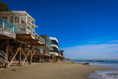Malibu Single Family Home For Sale: 25022 Malibu Road